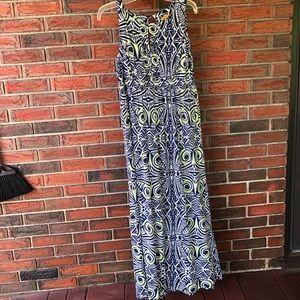 WORN ONCE maxi dress